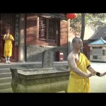 Coach Shi Yan Jian @ the Shaolin Temple in China